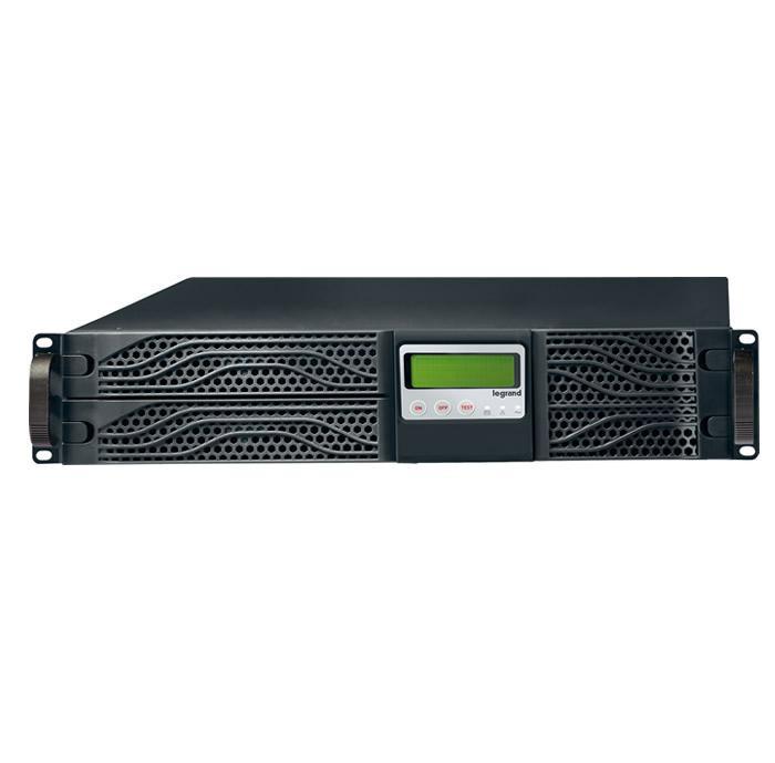 UPS Legrand KEOR LINE RT 1500VA/1350W, 8x IEC C13, USB and RS232 port, 3pcs 12V 9Ah, dimensiuni 88 x 440 x 405mm; - imaginea 2