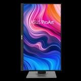 "Monitor 27"" ASUS PA278QV, Pro Art, WQHD 2560*1440, IPS, 16:9, non glare, 350 cd/m2, 1000:1/ 100M:1, 178/178, 5 ms, Flicker free, low blue light, Adaptive-Sync, boxe 2*2W, HDMI, mini DP, DP, DVI, 4*USB, pivot, VESA 100x100, frameless, Kensington lock, culoare negru - imaginea 3"