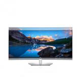 Monitor Dell 40'' U4021QW, 100.85 cm, Curved, LED, IPS, WUHD, 5K2K, 5120 x 2160 at 60Hz, 21:9 - imaginea 4