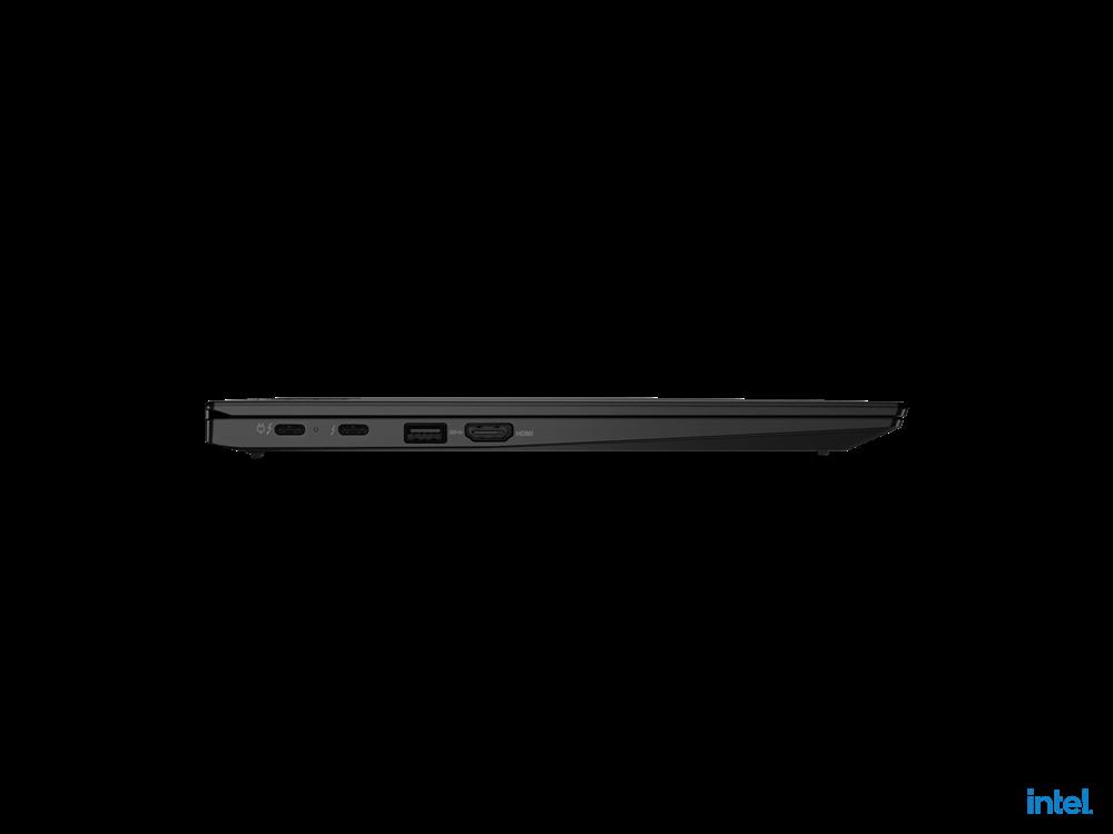 "Laptop Lenovo ThinkPad X1 Carbon Gen 9, 14"" FHD+ (1920x1200) IPS 400nits Anti-glare, Intel Core i7-1165G7 (4C / 8T, 2.8 / 4.7GHz, 12MB), Video Integrated Intel Iris Xe Graphics, RAM 16GB Soldered LPDDR4x-4266, SSD 512GB SSD M.2 2280 PCIe 4.0x4 Performance NVMe Opal2, Optical: no ODD, No card reader - imaginea 15"