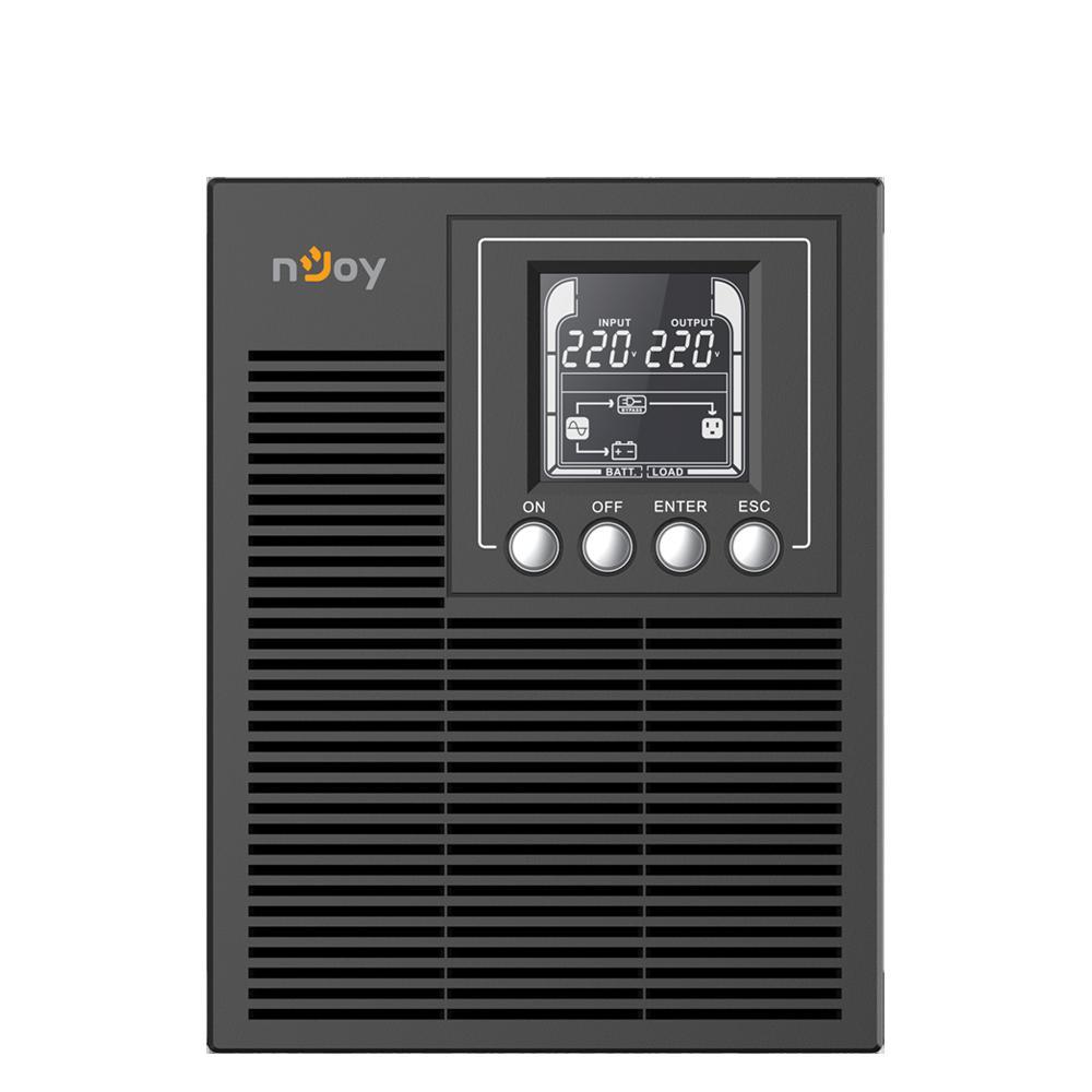 UPS nJoy Echo Pro 1000, 1000 VA/800 W, On-line, LED - imaginea 2