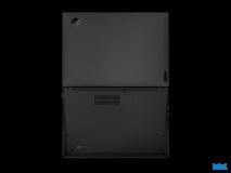 "Laptop Lenovo ThinkPad X1 Carbon Gen 9, 14"" UHD+ (3840x2400) IPS 500nits Glossy, HDR 400, Intel Core i7-1165G7 (4C / 8T, 2.8 / 4.7GHz, 12MB), Video Integrated Intel Iris Xe Graphics, RAM 16GB Soldered LPDDR4x-4266, SSD 512GB SSD M.2 2280 PCIe 4.0x4 Performance NVMe Opal2, Optical: no ODD, No card - imaginea 16"