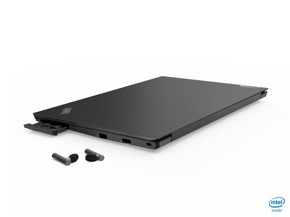 "Laptop Lenovo ThinkPad E15 Gen 2 (Intel), 15.6"" FHD (1920x1080) IPS 250nits Anti-glare, Intel Core i3-1115G4 (2C / 4T, 3.0 / 4.1GHz, 6MB), Video Integrated Intel UHD Graphics, RAM 1x 8GB SO-DIMM DDR4-3200, SSD 256GB SSD M.2 2242 PCIe 3.0x4 NVMe, Optical: no ODD, No card reader, Speakers: Stereo - imaginea 12"
