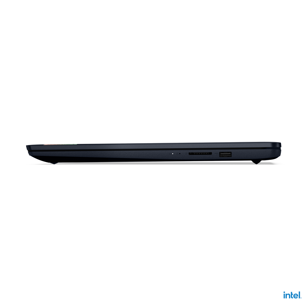 "Laptop Lenovo IdeaPad 317ITL6, 17.3"" FHD (1920x1080) IPS 300nits Anti- glare, 72% NTSC, Intel Core i3-1115G4 (2C / 4T, 3.0 / 4.1GHz, 6MB), video Integrated Intel UHD Graphics, RAM 4GB Soldered DDR4-3200 + 4GB SO-DIMM DDR4-3200, SSD 512GB SSD M.2 2242 PCIe 3.0x4 NVMe, no ODD, 4-in- 1 Card Reader - imaginea 5"