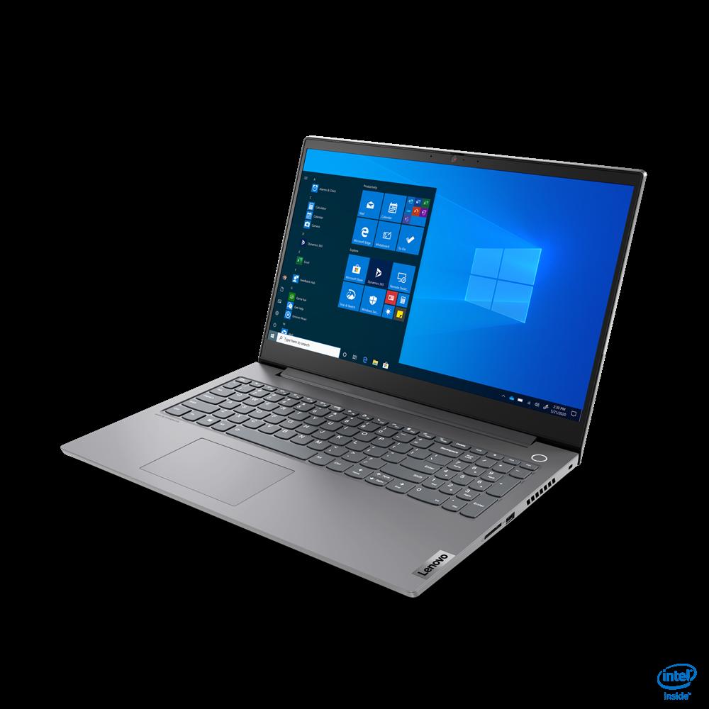 "Laptop Lenovo ThinkBook 15p IMH, 15.6"" FHD (1920x1080) IPS 300nits Anti- glare, 100% sRGB, Intel Core i5-10300H (4C / 8T, 2.5 / 4.5GHz, 8MB), Video NVIDIA GeForce GTX 1650 Max-Q 4GB GDDR6, RAM 2x 8GB SO-DIMM DDR4- 2933, SSD 512GB SSD M.2 2242 PCIe NVMe 3.0x4, Optical: no ODD, 4-in-1 Card Reader - imaginea 3"