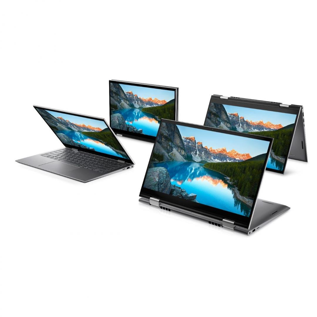 """Laptop Dell Inspiron 5410 2in1, 14.0"""" FHD, Touch, i7-1165G7, 16GB, 512GB SSD, GeForce MX350, W10 Pro - imaginea 15"""