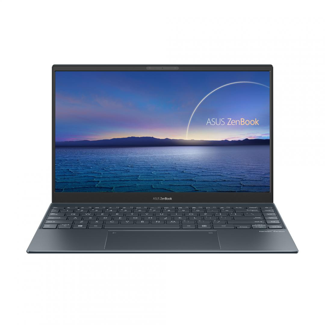 UltraBook ASUS ZenBook UX325EA-KG257, 13.3-inch, FHD (1920 x 1080) 16:9, OLED, Glossy display, Intel® Core™ i7-1165G7 Processor 2.8 GHz (12M Cache, up to 4.7 GHz, 4 cores), Intel Iris Xᵉ Graphics (available for 11th Gen Intel® Core™ i5/i7 with dual channel memory), 8GB LPDDR4X on board, 512GB M.2 - imaginea 3