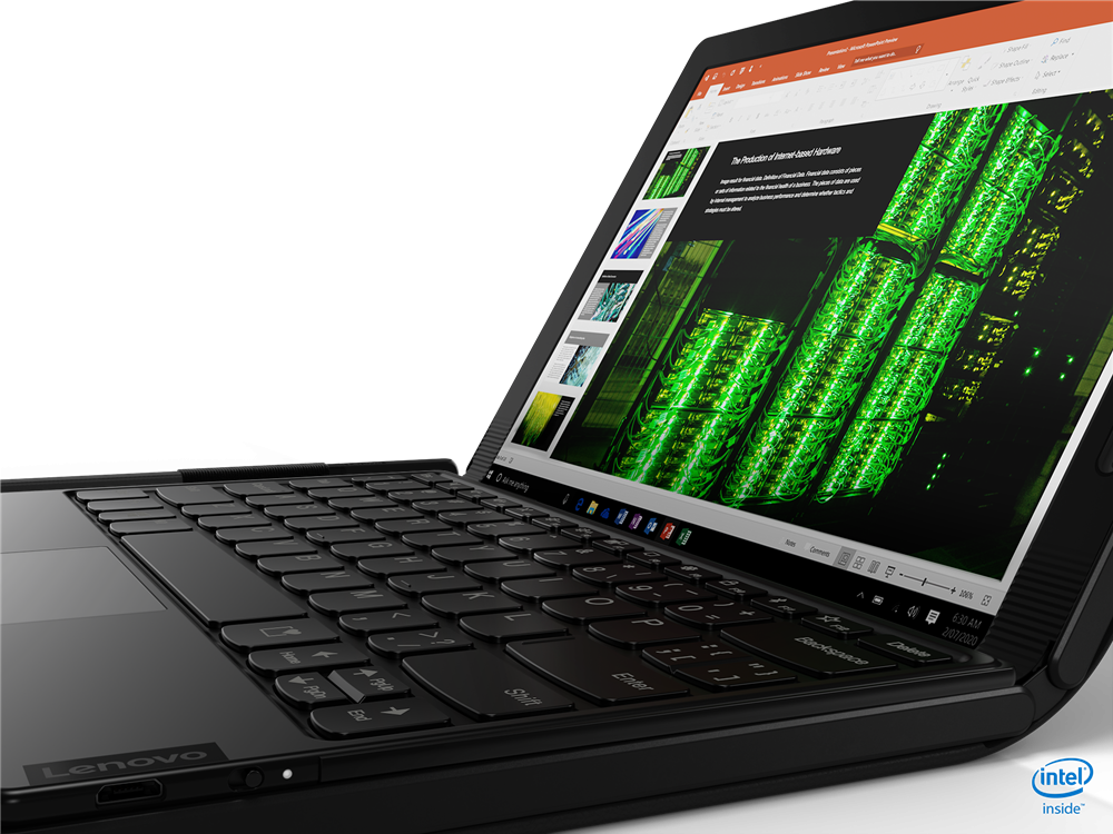 "Laptop Lenovo X1 Fold G1 R, 13.3"" QXGA (2048x1536) i5-L16G7 8GB 256GB 3YD W10P - imaginea 6"