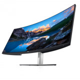 Monitor Dell 40'' U4021QW, 100.85 cm, Curved, LED, IPS, WUHD, 5K2K, 5120 x 2160 at 60Hz, 21:9 - imaginea 2
