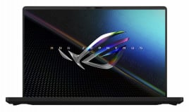 Laptop Gaming ASUS ROG Zephyrus M16 GU603HR-K8005, 16-inch, WQXGA (2560 x 1600) 16:10, Anti-glare display, IPS-level Panel, Intel® Core™ i7-11800HProcessor2.3GHz(24MCache,upto4.6GHz,8Cores), NVIDIA®GeForceRTX™3070 Laptop GPU, With ROG Boost up to 1390MHz at 80W (100W with Dynamic - imaginea 3