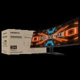 "Monitor Gaming Gigabyte G34WQC 34"" 144Hz VA 1500R - imaginea 6"
