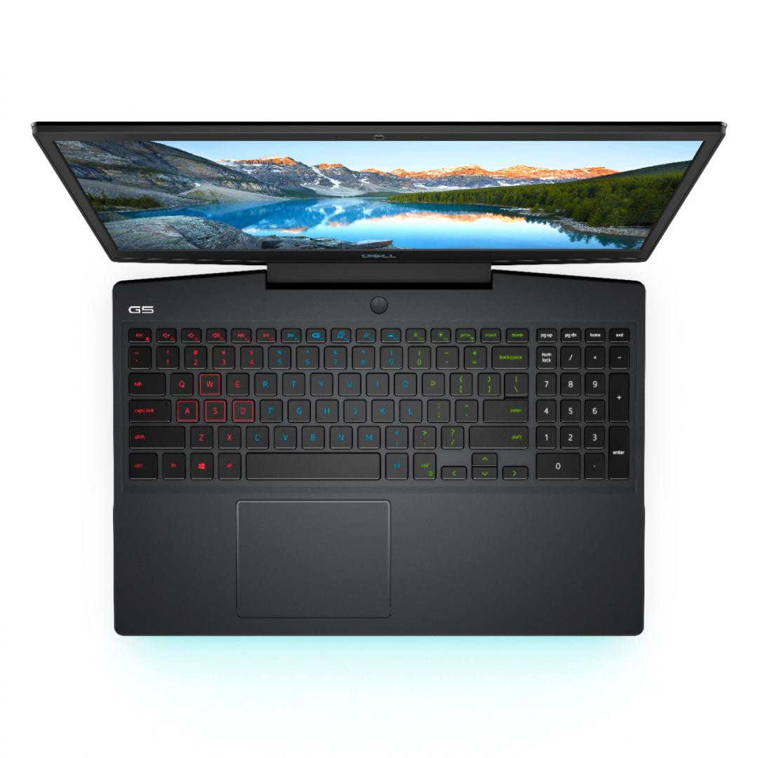 "Laptop Dell Inspiron Gaming 5500 G5, 15.6"" FHD, i7-10750H, 16GB, 1TB SSD, GeForce RTX 2070, Ubuntu - imaginea 2"