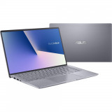 UltraBook ASUS ZenBook UM433IQ-A5024T, 14.0-inch, FHD (1920 x 1080) 16:9, Anti-glare display, IPS-level Panel, AMD Ryzen(T) 5 4500U Processor 2.3 GHz (8M Cache, up to 4.0 GHz, 6 cores), NVIDIA(R) GeForce(R) MX350, 8GB LPDDR4X on board, 512GB M.2 NVMe(T) PCIe(R) 3.0 SSD, 802.11ax+Bluetooth 5.0 (Dual - imaginea 6