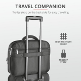 "Geanta Trust Sydney Carry Bag for 16"" laptops - black - imaginea 7"