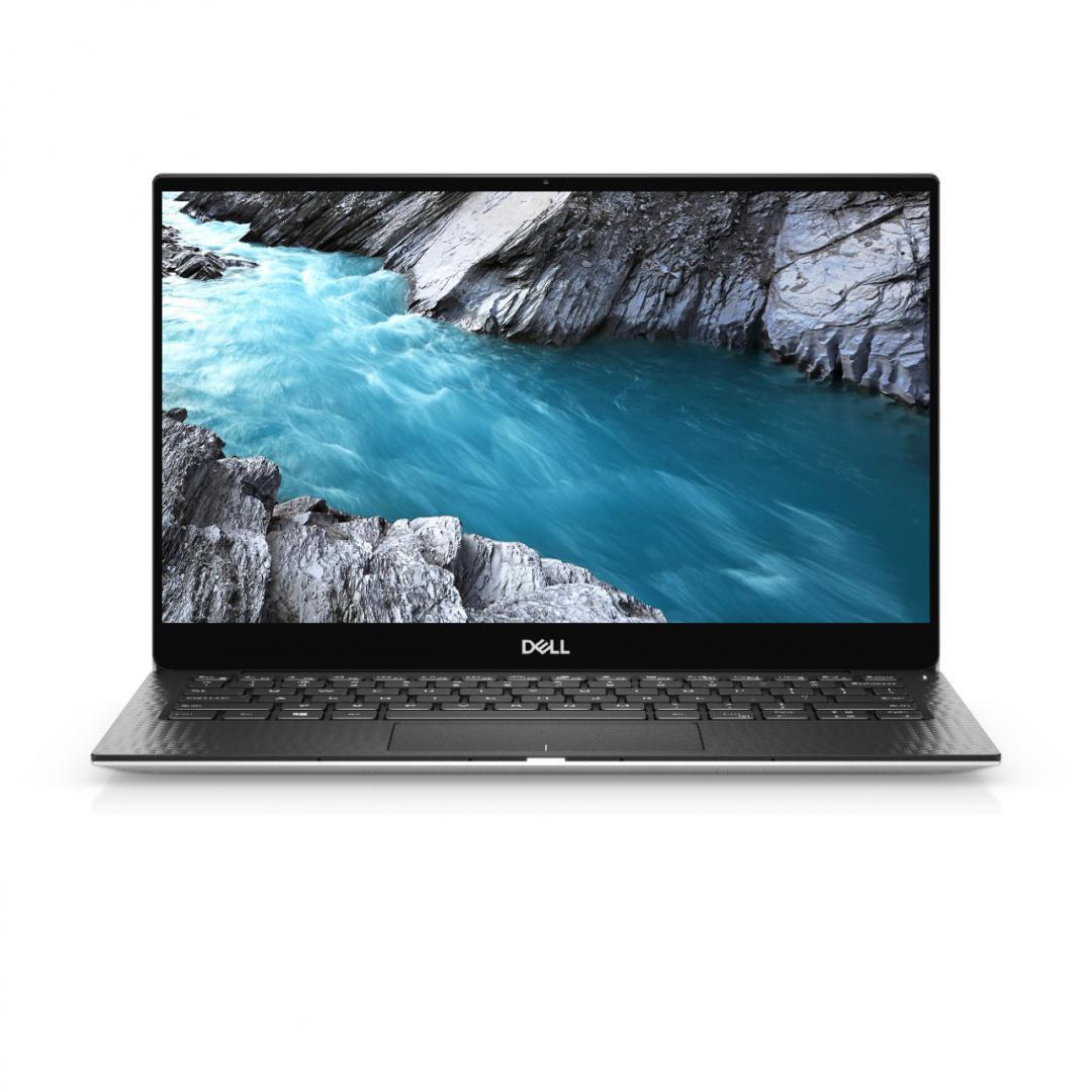 Ultrabook Dell XPS 13 9305, Touch, 13.3'' 4K UHD (3840 x 2160), i5-1135G7, 8GB, 512GB SSD, Intel Iris Xe Graphics, W10 Pro - imaginea 1
