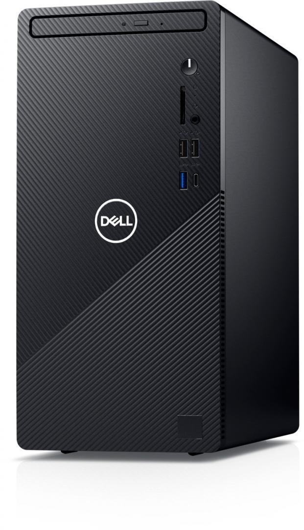 Dell Inspiron Desktop 3881, i7-10700, 8GB, 512GB SSD, GeForce GTX 1650 Super, Ubuntu - imaginea 2