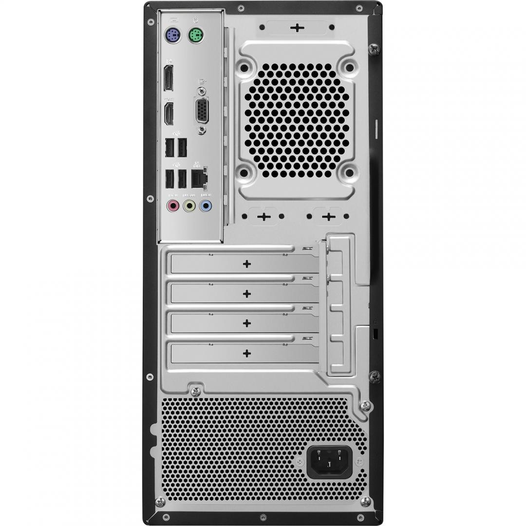 Desktop Business ASUS EXPERT CENTER D700MA-710700001R, Intel® Core™ i7- 10700 Processor 2.9 GHz (16M Cache, up to 4.7 GHz, 8 cores), 16GB, 1TB M.2 NVMe™ PCIe® 3.0 Performance SSD, DVD writer 8X, High Definition 7.1 Channel Audio, Rear I/O Ports:  1x RJ45 LAN for LAN insert (10 / 100 / 1000), 1x HDMI - imaginea 10