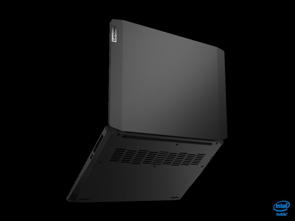 "Laptop Lenovo IdeaPad Gaming 3 15IMH05, 15.6"" FHD (1920x1080) IPS 250nits Anti-glare, 60Hz, Intel Core i5-10300H (4C / 8T, 2.5 / 4.5GHz, 8MB), video NVIDIA GeForce GTX 1650 4GB GDDR6, RAM 2x 8GB SO-DIMM DDR4- 2933, SSD 512GB SSD M.2 2280 PCIe 3.0x4 NVMe, no ODD, No Card reader, Stereo speakers, 1.5W - imaginea 12"