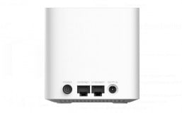 D-LINK AC1200 Whole Home Wi-Fi system (2 pack), COVR-C1102; MU-MIMO;; Parental control; GuestZone; Smart Roaming,  Smart Steering, Internal antenna (2x2+2x2), SDRAM 128MB, Flash 16MB, Voice Control Support (Amazon Alexa / Google Assistant). WAN-10/100/1000, LAN-10/100/1000. - imaginea 3