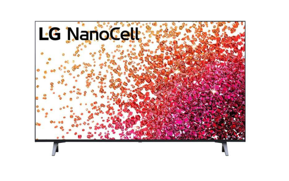 Televizor, LG, 43NANO753PA, 108 cm, Smart, 4K Ultra HD, LED, Clasa G, NanoCell, HDR, webOS, YouTube, Netflix, HBOGo, Comenzi vocale, Asistent vocal inteligent, Screen Mirroring, Inregistrare USB, iOS, Android, Google assistant built in, ThinQ AI, Quad core, 3840 x 2160, HDR 10, HLG, 4K Upscaler - imaginea 1