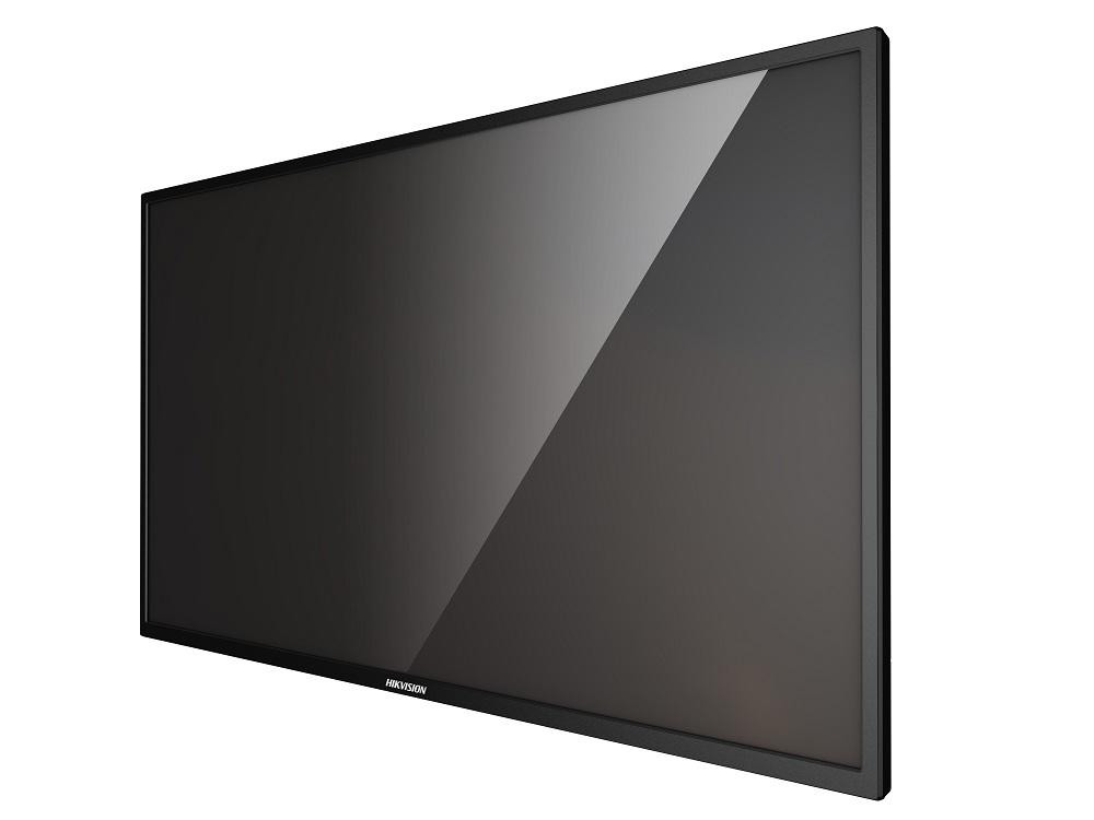 """Monitor Hikvision LED 31.5"""" DS-D5032QE; LED backlit technology with full HD 1920×1080; 16.7 million color, display picture perfectly; HDMI support up to 1080P; Multiple inputs: HDMI, VGA; Build-in speaker,Audio 5W*2; Auto signal input Detection; Smart engine for Phase/Image position/Color - imaginea 2"""