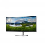 Monitor Dell Curved 34'' S3422DW, 86.42 cm, LED, LCD, WQHD, 3440 x 1440 at 100Hz, 21:9 - imaginea 2