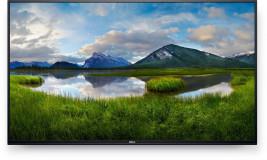 "Monitor Dell 55"" C5519Q, 138.68 cm, IPS, LED, 4K UHD, 3840 x 2160 at 60Hz, 16:9 - imaginea 1"