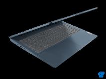 "Laptop Lenovo IdeaPad 5 15ITL05, 15.6"" FHD (1920x1080) IPS 300nits Anti- glare, 45% NTSC, Intel Core i3-1115G4 (2C / 4T, 3.0 / 4.1GHz, 6MB), video Integrated Intel UHD Graphics, RAM 8GB Soldered DDR4-3200, SSD 512GB SSD M.2 2242 PCIe 3.0x2 NVMe, no ODD, 4-in-1 Card Reader, Stereo speakers, 2W x2 - imaginea 1"
