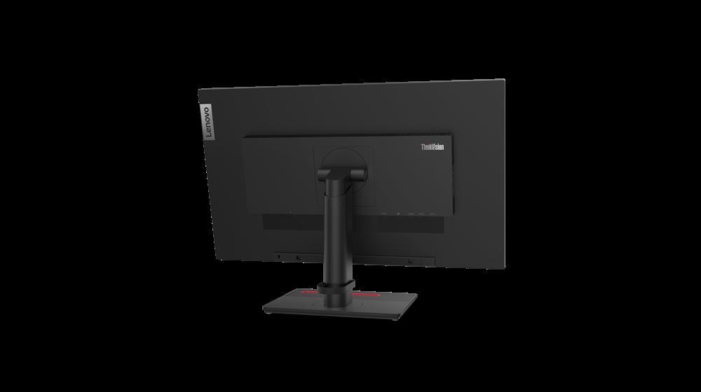 "Monitor Lenovo ThinkVision T27q-2027"" IPS, QHD (2560x1440), 16:9, Luminozitate: 350 nits, Contrast ratio: 1000:1, Response time: 4 ms (Extreme mode) / 6 ms (Typical mode) / 14 ms (off mode), Dot / Pixel Per Inch: 109 dpi, Color Gamut: 99% sRGB, View angle: 178 / 178, Stand: Tilt, Swivel, Pivot - imaginea 6"
