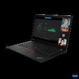 "Laptop Lenovo ThinkPad T14 Gen 2 (Intel), 14"" FHD (1920x1080) Low Power IPS 400nits Anti-glare, Intel Core i7-1165G7 (4C / 8T, 2.8 / 4.7GHz, 12MB), Video NVIDIA GeForce MX450 2GB GDDR6, RAM 16GB Soldered DDR4- 3200, SSD 1TB SSD M.2 2280 PCIe x4 NVMe Opal2, Optical: no ODD, MicroSD Reader, Speakers - imaginea 16"