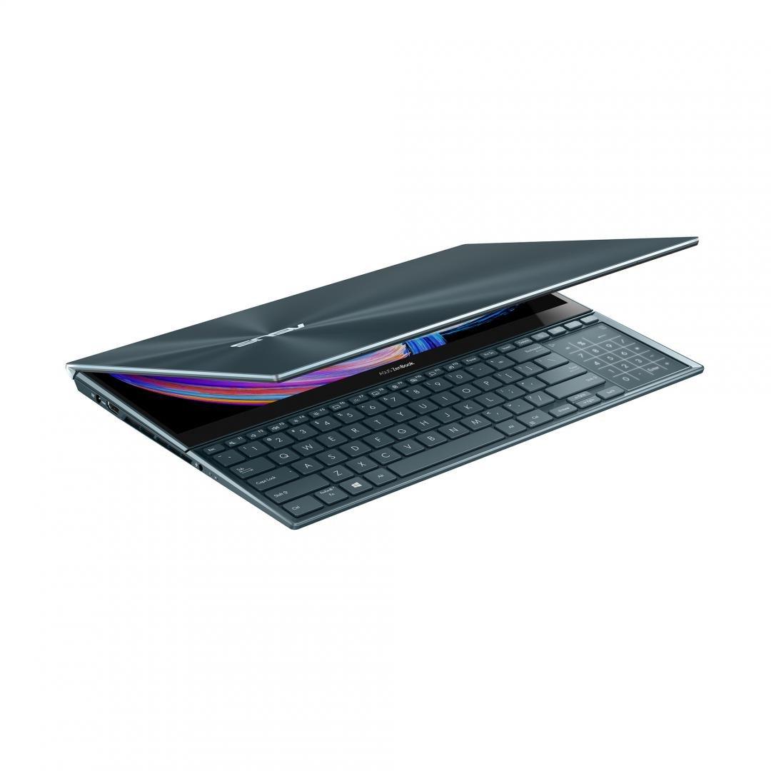 UltraBook ASUS ZenBook FLIP, 15.6-inch, Touch screen, i7-10870H  32 1 UHD W10P - imaginea 1