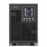 UPS nJoy Echo Pro 2000, 2000VA/1600W, On-line, LED, 3 prize Schuko - imaginea 2