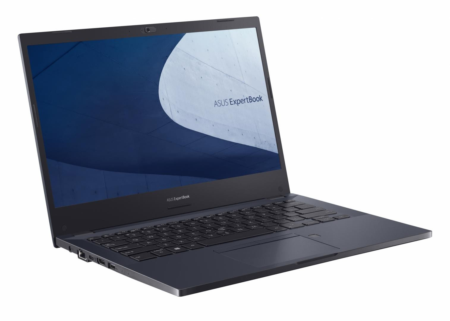 Laptop Business ASUS ExpertBook P2451FA-EB1385R, 14.0-inch, FHD (1920 x 1080) 16:9, LCD, Anti-glare display, IPS-levelPanel, Intel® Core™ i5- 10210U Processor 1.6 GHz (6M Cache, up to 4.2 GHz, 4 cores), Intel® UHD Graphics, 8GB DDR4 SO-DIMM, 512GB M.2 NVMe™ PCIe® 3.0 SSD, Wi-Fi 5 - imaginea 1