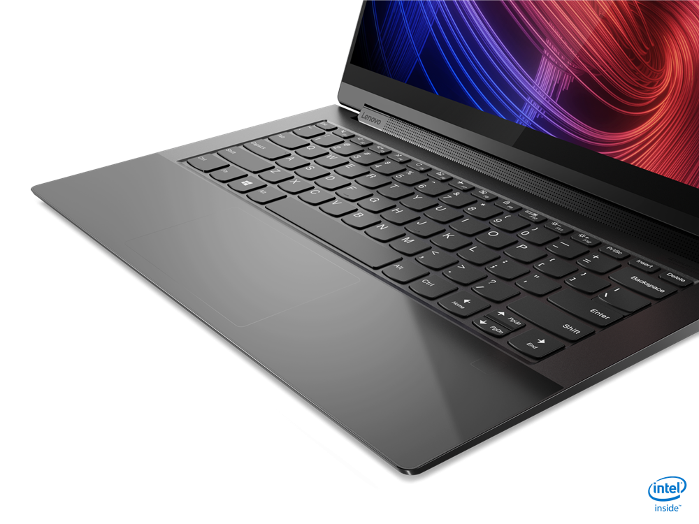 """Laptop Lenovo Yoga 7 14ITL5, 14"""" FHD (1920x1080) IPS 300nits Glossy, 72% NTSC, AGC Dragontrail glass, 10-point Multi-touch, Intel Core i7-1165G7 (4C / 8T, 2.8 / 4.7GHz, 12MB), video Integrated Intel Iris Xe Graphics, RAM 16GB Soldered DDR4-3200, SSD 1TB SSD M.2 2280 PCIe 3.0x4 NVMe, no ODD, No Card - imaginea 6"""