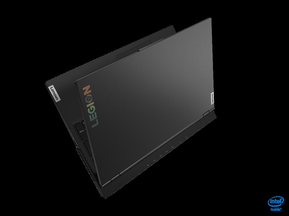 "Laptop Lenovo Gaming Legion 5 15IMH05, 15.6"" FHD (1920x1080) IPS 300nits Anti-glare, 60Hz, 100% sRGB, DC dimmer, Intel Core i5-10300H (4C / 8T, 2.5 / 4.5GHz, 8MB), video NVIDIA GeForce GTX 1650 Ti 4GB GDDR6, RAM 1x 8GB SO-DIMM DDR4-2933, SSD 512GB SSD M.2 2280 PCIe 3.0x4 NVMe + Empty M.2 2280 PCIe - imaginea 8"