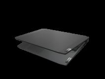 "Laptop Lenovo IdeaPad Gaming 3 15ARH05, 15.6"" FHD (1920x1080) IPS 250nits Anti-glare, 60Hz, AMD Ryzen 7 4800H (8C / 16T, 2.9 / 4.2GHz, 4MB L2 / 8MB L3), video NVIDIA GeForce GTX 1650 4GB GDDR6, RAM 1x 8GB SO- DIMM DDR4-3200, SSD 512GB SSD M.2 2280 PCIe 3.0x4 NVMe, no ODD, No Card reader, Stereo - imaginea 1"