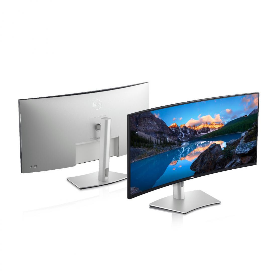 Monitor Dell 40'' U4021QW, 100.85 cm, Curved, LED, IPS, WUHD, 5K2K, 5120 x 2160 at 60Hz, 21:9 - imaginea 12