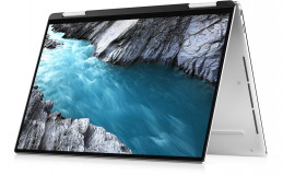 "Ultrabook Dell XPS 13 9310 2in1, Touch, 13.4"" FHD+ (1920 x 1200), i7-1165G7, 16GB, 512GB SSD, Intel Iris Xe Graphics, W10 Pro - imaginea 1"