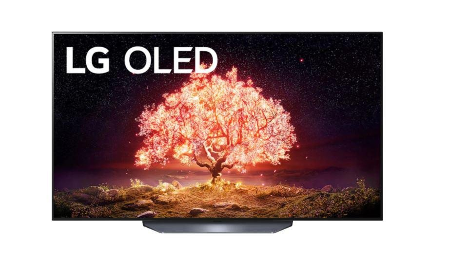 """Televizor LG OLED55B13LA, 55"""", 139 cm, Smart, 4K Ultra HD, OLED, Clasa G, HDR, webOS, YouTube, Netflix, HBOGo, Comenzi vocale, Asistent vocal inteligent, Screen Mirroring, Inregistrare USB, Chromecast incorporat, iOS, Android, Google assistant, ThinQ AI, 3840x2160, HDR 10, HLG, Dolby Vision, Pixel - imaginea 1"""