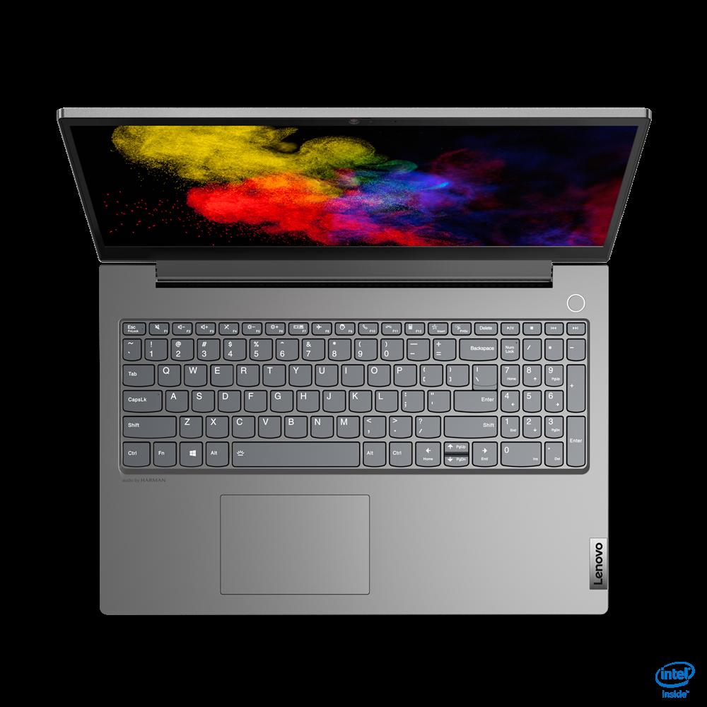 "Laptop Lenovo ThinkBook 15p IMH, 15.6"" FHD (1920x1080) IPS 300nits Anti- glare, 100% sRGB, Intel Core i5-10300H (4C / 8T, 2.5 / 4.5GHz, 8MB), Video NVIDIA GeForce GTX 1650 Max-Q 4GB GDDR6, RAM 2x 8GB SO-DIMM DDR4- 2933, SSD 512GB SSD M.2 2242 PCIe NVMe 3.0x4, Optical: no ODD, 4-in-1 Card Reader - imaginea 7"