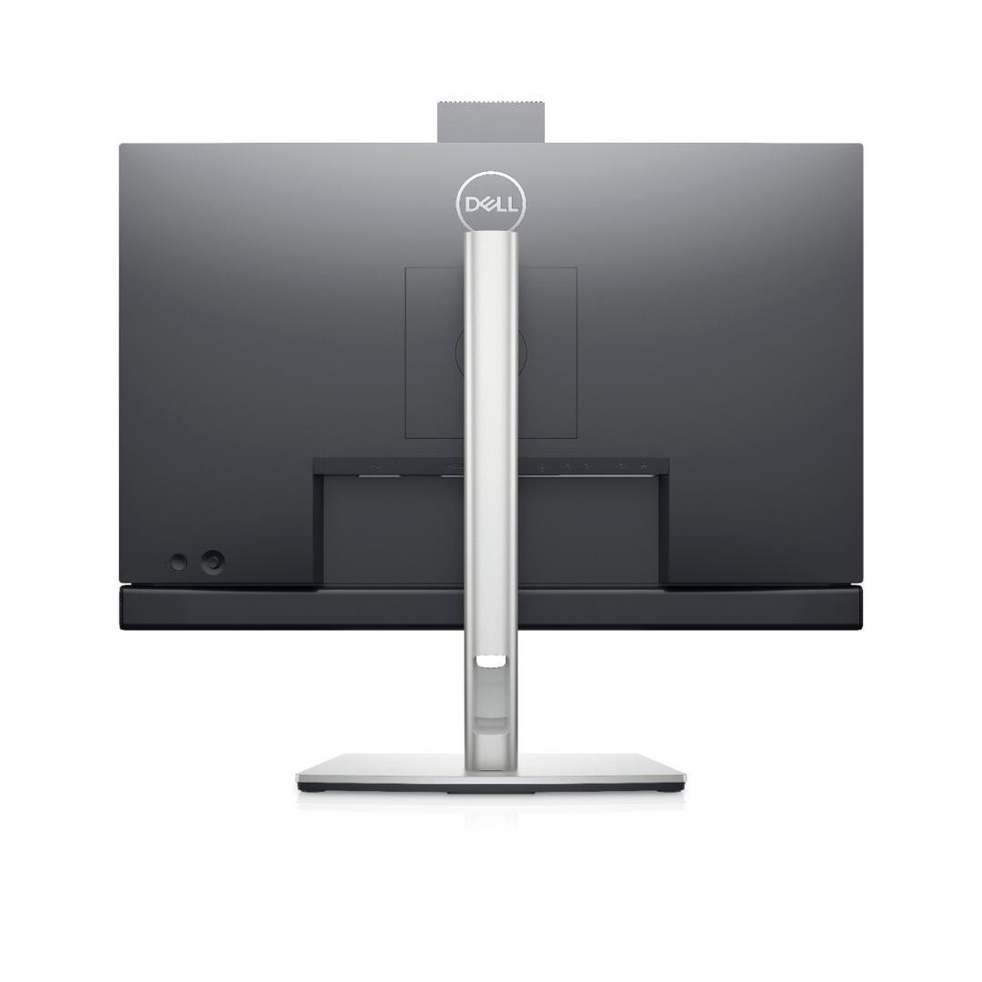 Dell  Video Conferencing Monitor 23.8'' C2422HE, 60.47cm, LED, IPS, FHD, 1920 x 1080 at 60Hz, 16:9 - imaginea 6
