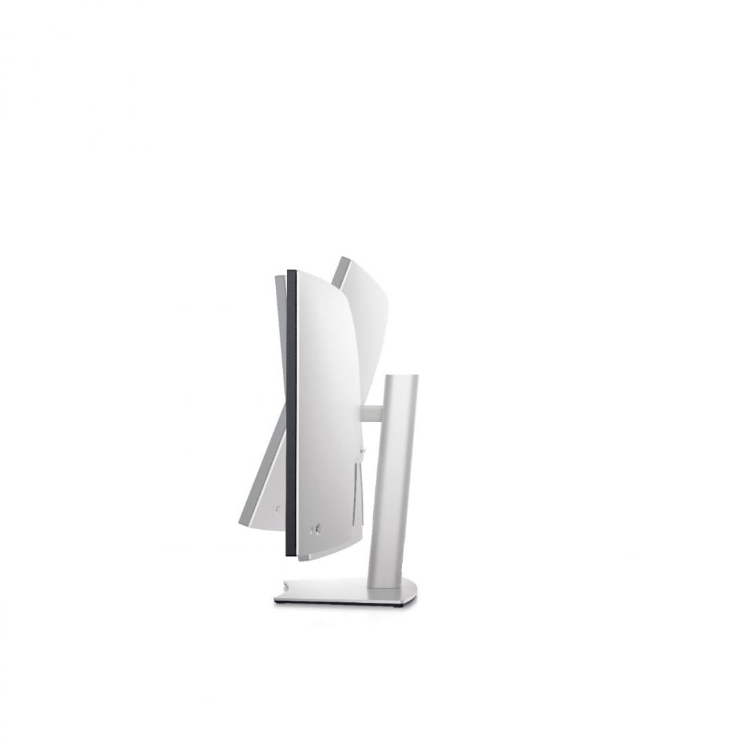 Monitor Dell 40'' U4021QW, 100.85 cm, Curved, LED, IPS, WUHD, 5K2K, 5120 x 2160 at 60Hz, 21:9 - imaginea 6