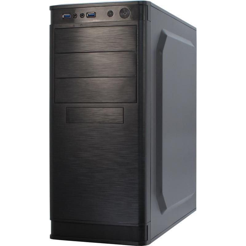 Sistem Desktop PC Horizon, CPU Intel Celeron G4930, 4GB RAM, 1TB HDD, MB MSI H310M PRO VDH PLUS, Windows 10 Pro - imaginea 2