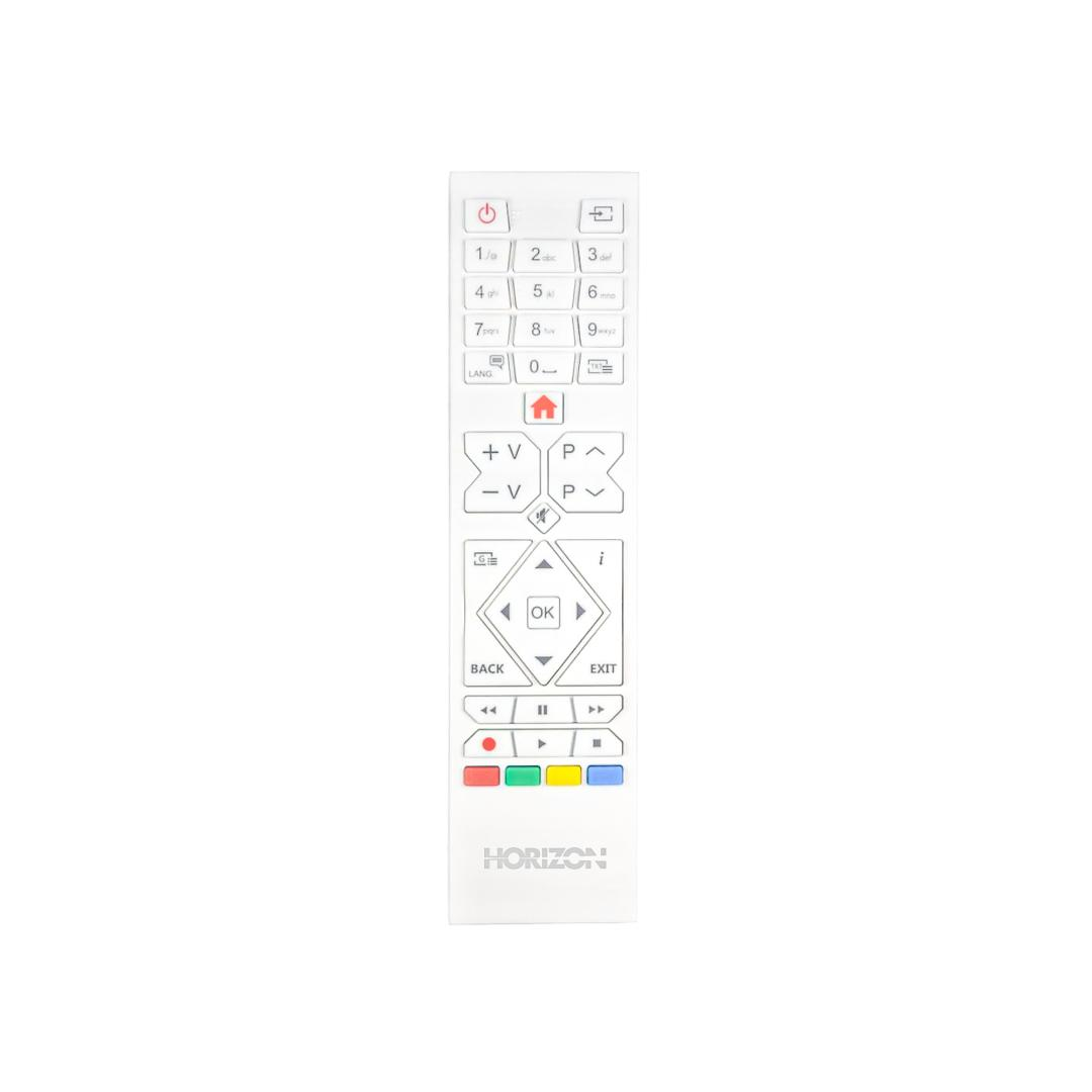 "LED TV HORIZON 24HL6101H/B, 24"" Edge LED, HD Ready (720p), Digital TV- Tuner DVB-S2/T2/C, CME 100Hz, Contrast 3000:1, 220 cd/m2, 1xCI+, 2xHDMI (v1.4), 1xD-Sub (15-PIN), USB Player (AVI, MKV, H.265/HEVC, JPEG), Hotel TV Mode (Passive), VESA 75 x 75 mm|M4, Double Neck-Foot Stand, Very Narrow Design - imaginea 7"