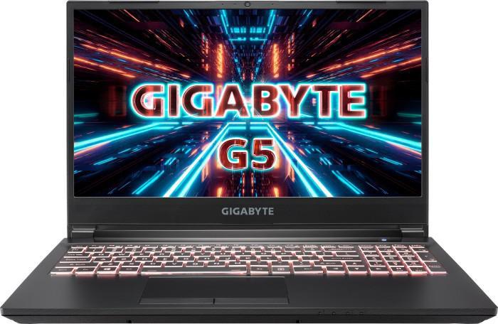 """Gigabyte Gaming Laptop 15.6"""", CML-H i5-10500H, 16GB RAM, 512GB SSD, VGA RTX3060, Free DOS, 3x USB, 1x HDMI, 1x Mini DisplayPort, 1x RJ- 45, 1x 3.5mm Jack, Wi-Fi 6, Full HD 1920×1080px Resolution, IPS- level. - imaginea 1"""