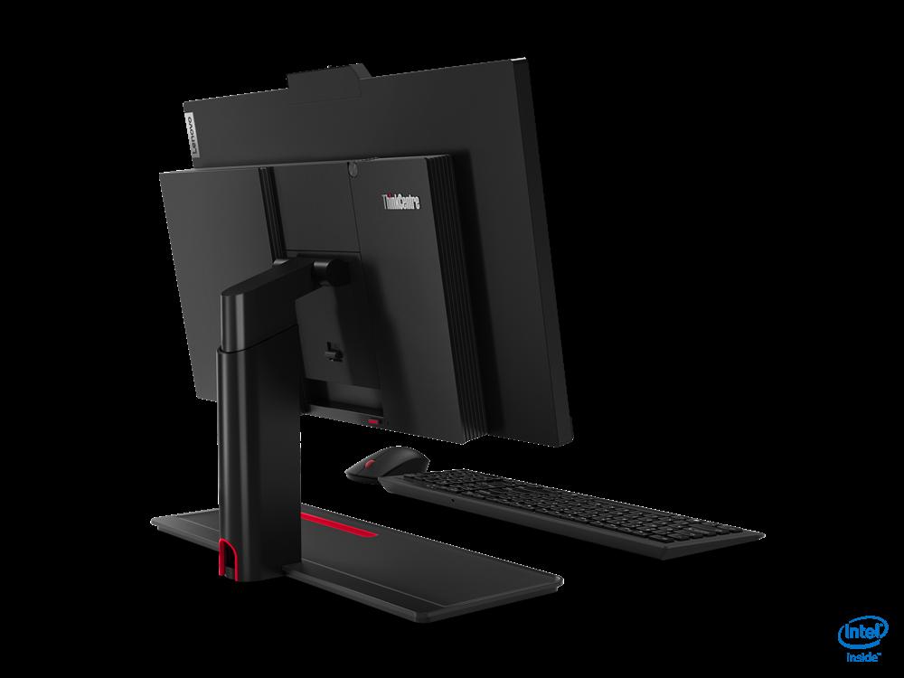 All-in-One Lenovo ThinkCentre M70a i3-10100 8GB 256GB UMA 3YOS W10P - imaginea 9