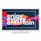 "LED TV HORIZON SMART 24HL6131H/B, 24"" Edge LED, HD Ready (720p), Digital TV-Tuner DVB-S2/T2/C, CME 200Hz, HOS 3.0 SmartTV-UI (WiFi built-in) +Netflix +AmazonAlexa +Youtube, 1xLAN (RJ45), Wireless Display, DLNA 1.5, Contrast 3000:1, 220 cd/m2, 1xCI+, 2xHDMI (v1.4), 1xUSB, 1xD-Sub (15-PIN), USB Player - imaginea 2"