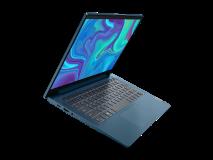 "Laptop Lenovo IdeaPad 5 14ARE05, 14"" FHD (1920x1080) IPS 300nits Anti- glare, 45% NTSC, AMD Ryzen 5 4600U (6C / 12T, 2.1 / 4.0GHz, 3MB L2 / 8MB L3), video Integrated AMD Radeon Graphics, RAM 16GB Soldered DDR4-3200, SSD 512GB SSD M.2 2280 PCIe 3.0x4 NVMe, no ODD, 4-in-1 Card Reader, Stereo speakers - imaginea 2"
