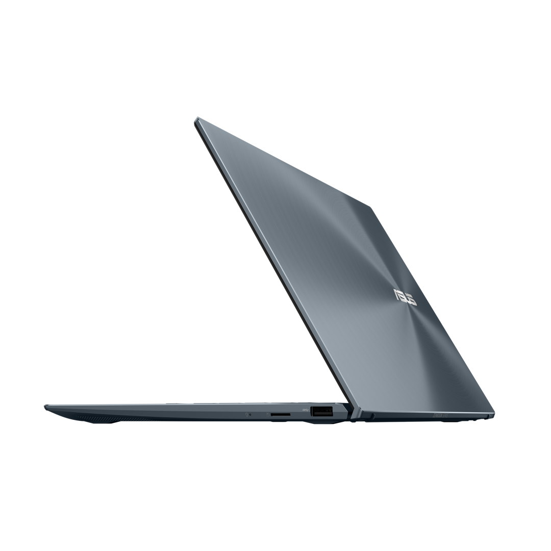 UltraBook ASUS ZenBook UX325EA-KG271T, 13.3-inch, FHD (1920 x 1080) 16:9, OLED, Glossy display, Intel® Core™ i5-1135G7 Processor 2.4 GHz (8M Cache, up to 4.2 GHz, 4 cores), Intel Iris Xᵉ Graphics (available for 11th Gen Intel® Core™ i5/i7 with dual channel memory), 16GB LPDDR4X on board, 512GB M.2 - imaginea 1
