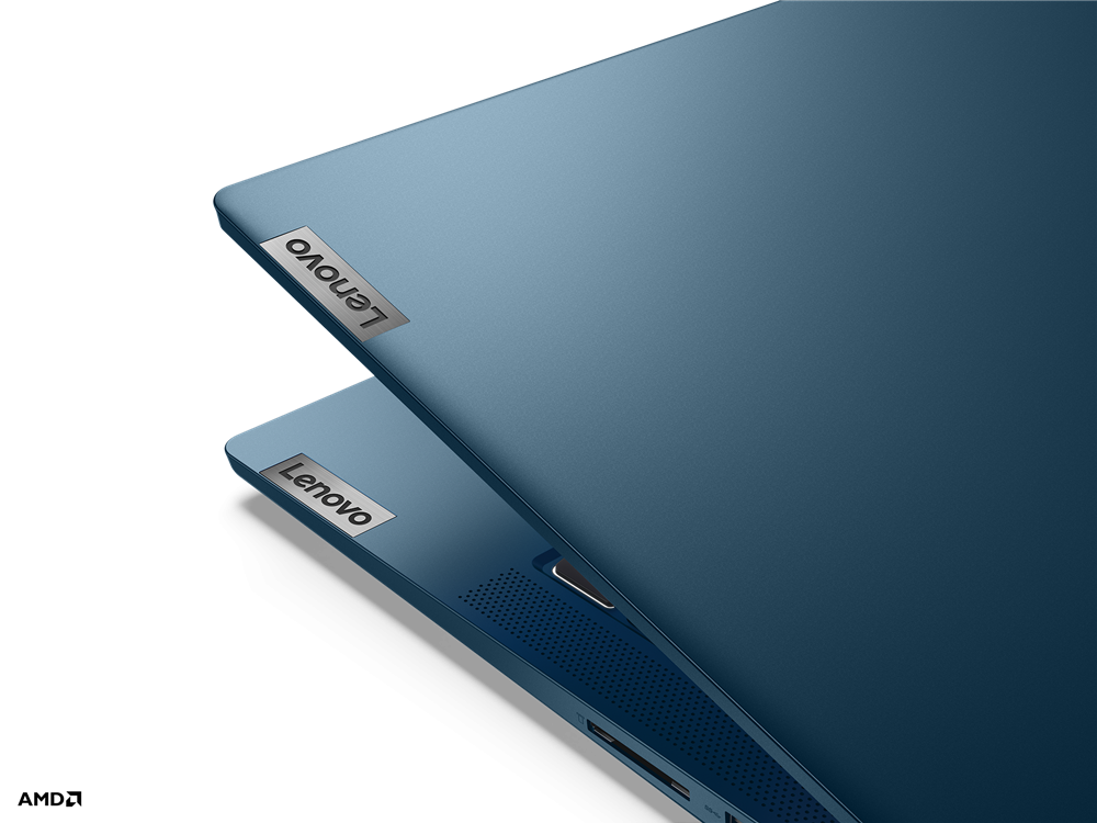 "Laptop Lenovo IdeaPad 5 14ARE05, 14"" FHD (1920x1080) IPS 300nits Anti- glare, 45% NTSC, AMD Ryzen 5 4600U (6C / 12T, 2.1 / 4.0GHz, 3MB L2 / 8MB L3), video Integrated AMD Radeon Graphics, RAM 16GB Soldered DDR4-3200, SSD 512GB SSD M.2 2280 PCIe 3.0x4 NVMe, no ODD, 4-in-1 Card Reader, Stereo speakers - imaginea 6"